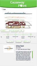 Adactive, Wayfinder, Kiosk, Mobile, Website, Wayfinding Kiosk, Digital Solution, Design, 3D Map, Indoor GPS, Navigation, Omnichannel, Software, Hardware, LED Walls, Video Walls, Digital Signage, CMS, Applications, Retails, Shopping Malls, Causeway Point