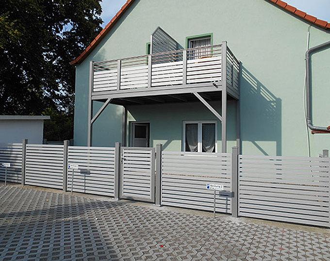 balkone balkongel nder z une leeb balkone meerane. Black Bedroom Furniture Sets. Home Design Ideas
