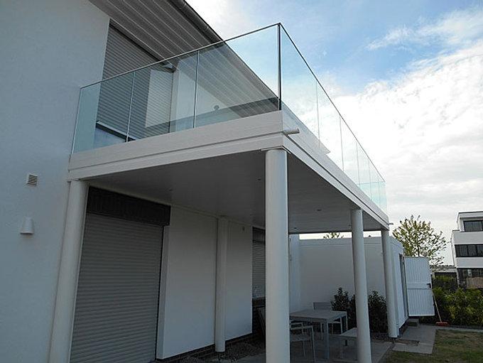 Balkone, balkongeländer & zäune   leeb balkone meerane / sachsen