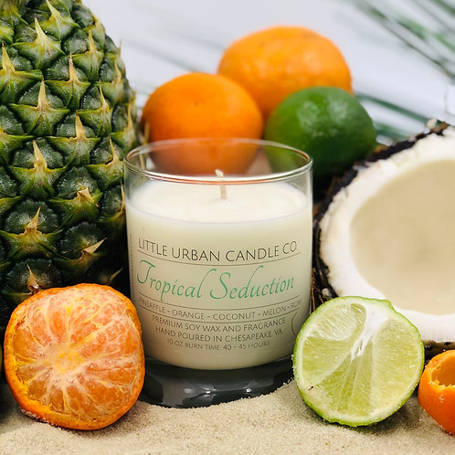 Tropical Seduction Soy Candle
