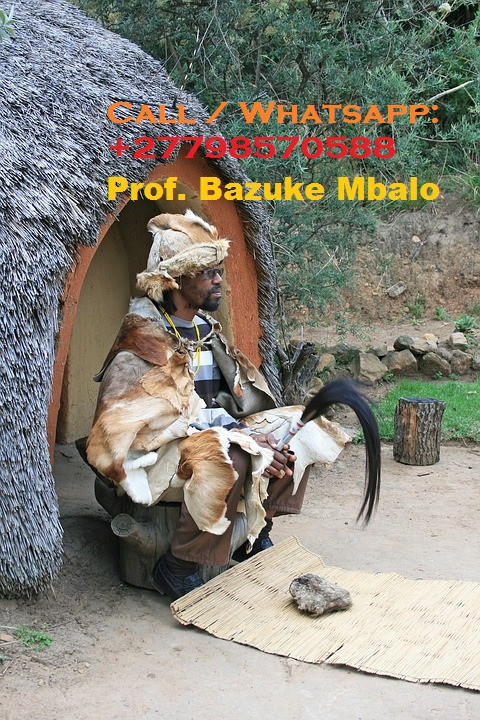 "Prof. BAZUKE MBALO '+27798570588'. Is unique Traditional herbalist healer, Lost Love Spell Caster, Sangoma like no other; Am regarded by many as the Greatest healer of this generation; # Bring back lost lover in (3days). # Strong love spells/Marriage spells # Do you want divorce or stop it? # Make him/her love yours alone. # Business and money boosting and customer attraction # Stop court cases(same day) # Do you have pregnancy complications? # Get a partner of your choice (3days). # Job and job promotion # Remove bad luck # Remove tokoloshe, cleansing of homes premises. # pass all assignments: Work interviews, school exams, soccer interviews  # win all chance games (lotto, casino, soccer bet, etc) # ultimate magic powers for Leadership, preachers(fellowships), sangomas DETAILED INFORMATION: CALL/WHATSAPP Prof. BAZUKE MBALO ' +27798570588 ' Email me: prof.mbalobazuka@gmail.com Visit my website: https://www.best-traditional-herbalist-healer.com/  NOTE: ""I HELP AND DO DELIVERIES TO PEOPLE ACROSS THE WHOLE WORLD""."