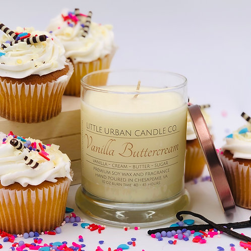 Vanilla Buttercream Soy Candle