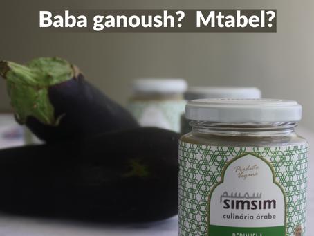 Mtabel ou Baba ganoush?