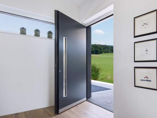 Die perfekte Haustür für Ihr Zuhause