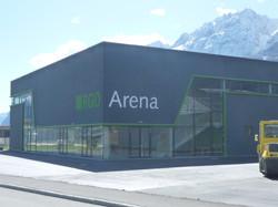 RGO Arena Versteigerungshalle - Lienz