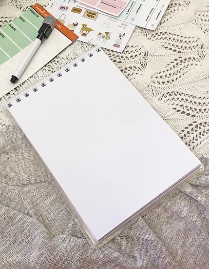 Caderninho - Capa Personalizada