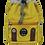 Thumbnail: Mochila Pet - Yellow