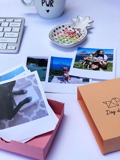 Kit Polaroids - 12 unidades
