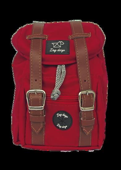 Mochila Pet - Red