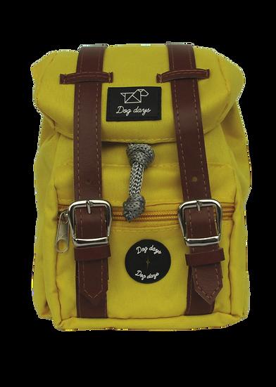 Mochila Pet - Yellow