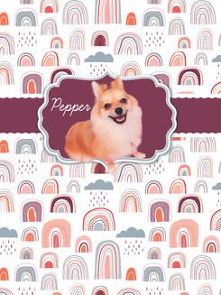 Estampa Pepper