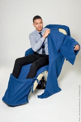 Z Travel Blanket multifunctional