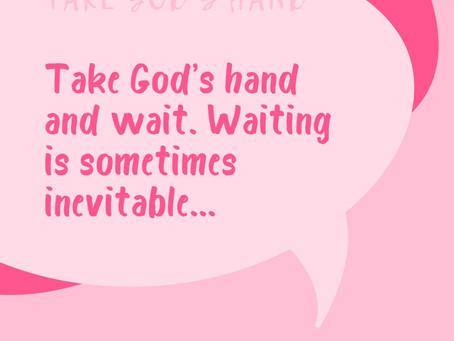 Take God's Hand