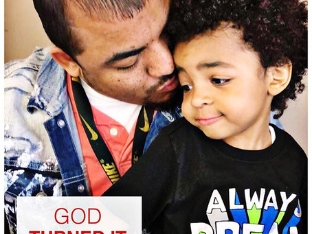 God turned it!!