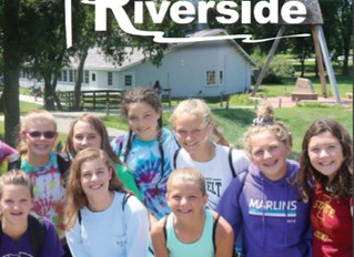 The Riverside Times - Winter 2020!
