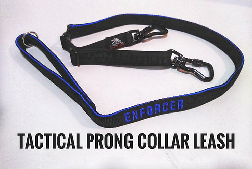 Prong Collar Leash - 8 foot