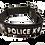 "Thumbnail: Tru-Tactical Dog Collar 1.75"" w.  Velcro ID Patch"