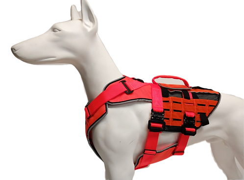 "SAR Harness/Vest - Large Dog with 1.5"" webbing"