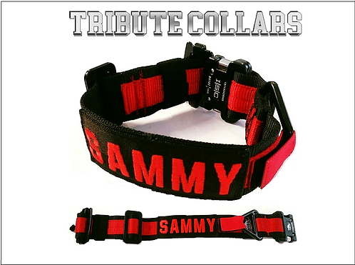 """Tactical Tribute Line Collar 1.75"""""""