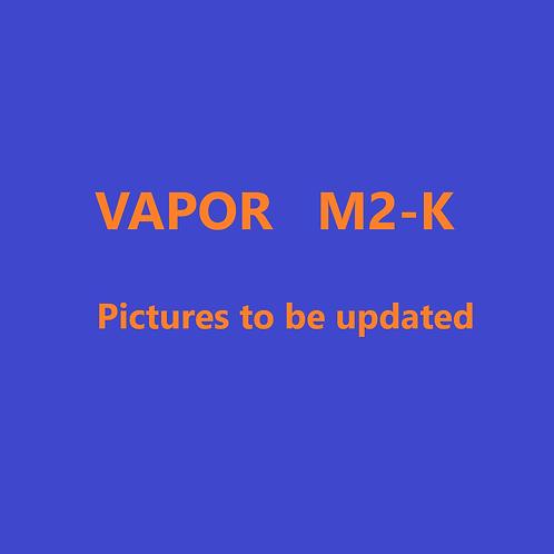Vapor M2-K      6-Point K9  SAR, Training and Deployment