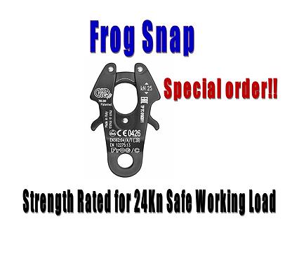 Add a Kong Frog Snap