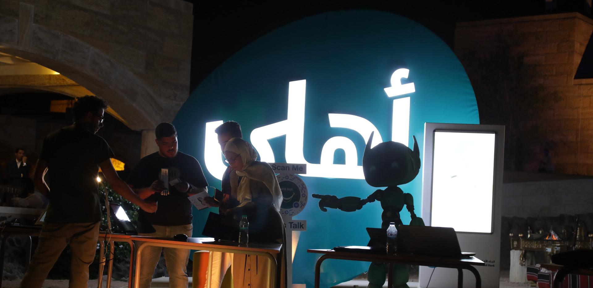 F8 2019 event