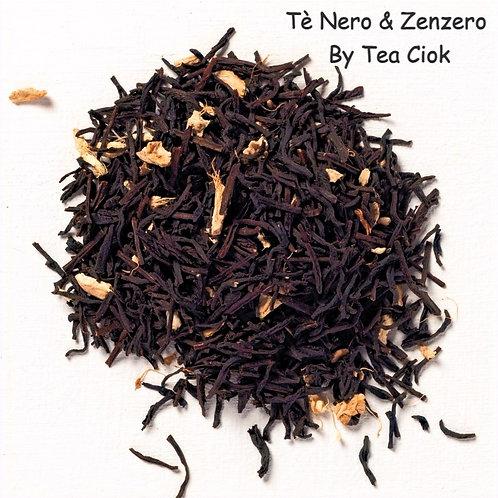 Tè Nero & Zenzero By Tea Ciok