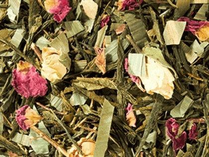 Tè VERDE ROSA DI CACAO