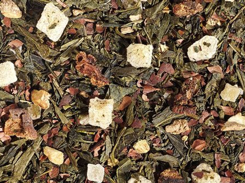 Tè verde Pera & Zenzero