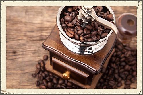 caffè rum e cioccolato
