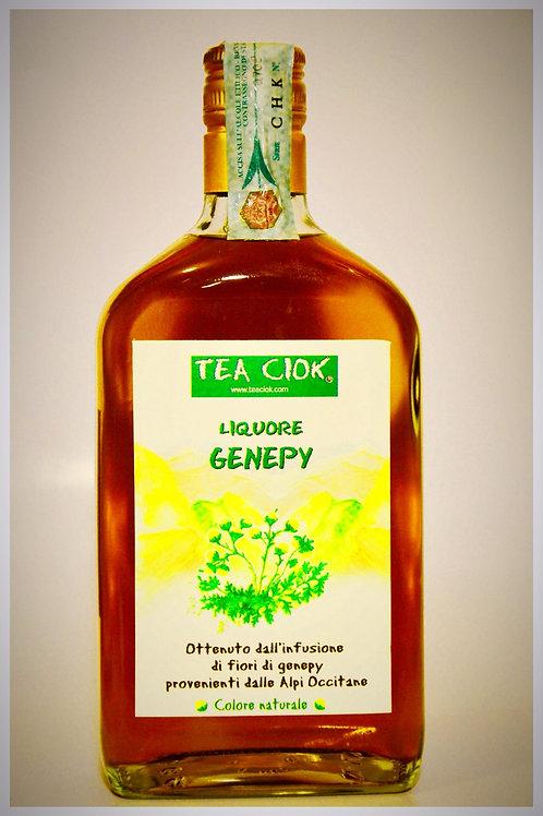 """Liquore """"Genepy"""""""