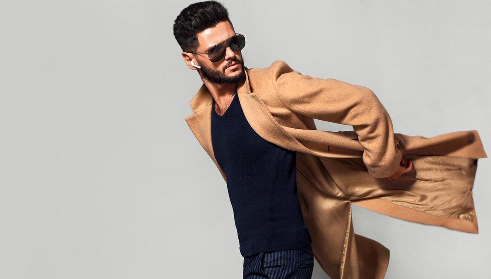 Wool Coat Fashion Design Contest by Kraimod