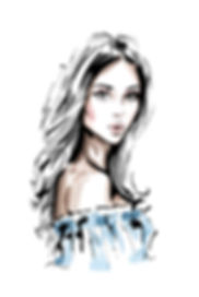 Summer Blouse Fashion Design Contest - K