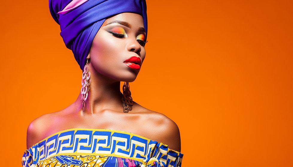 Africa Inspired by Kraimod Fashion Desig