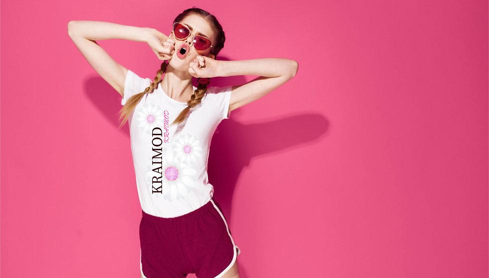 Kraimod Fashion Design - Branded T-Shirt