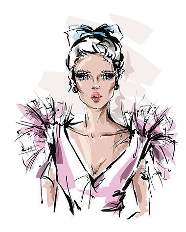 Tulle Dress by Kraimod Fashion Design -