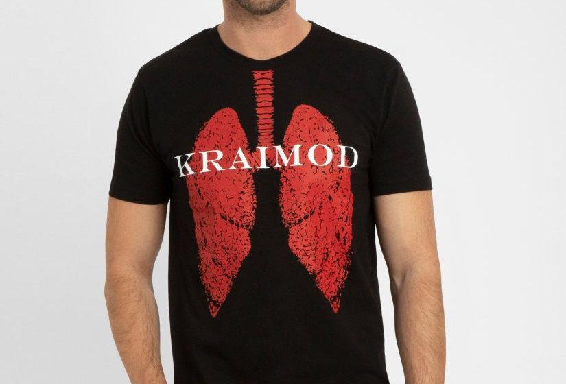 T-Shirt Lungs