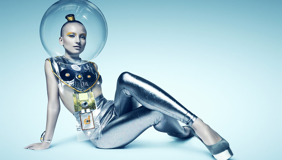 Space Trip Fashion Design Contest by Kra