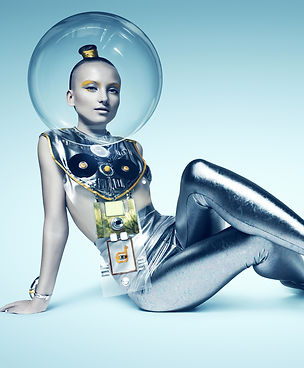 Space Trip Fashion Design Contest by Kra