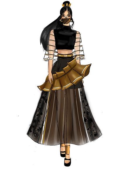 Kraimod New Reality Fashion Design Conte