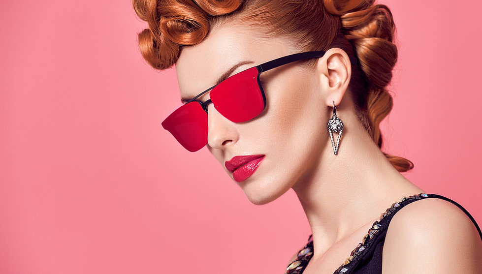 Eyewear fashion design contest by Kraimo