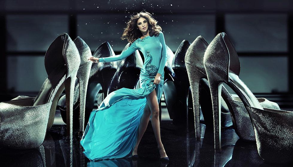 High Heels Kraimod Fashion Design August