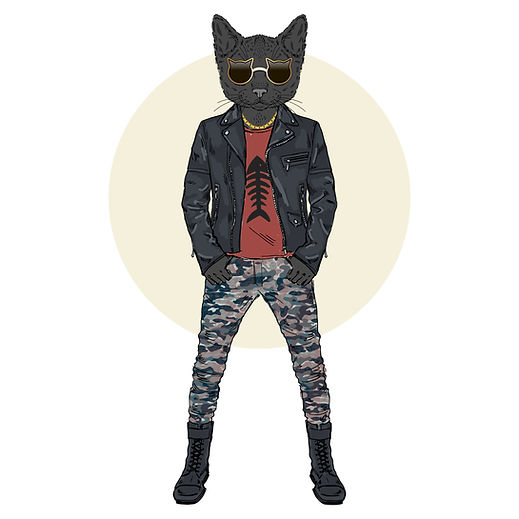 Rock it, Baby! by Kraimod Fashion Design