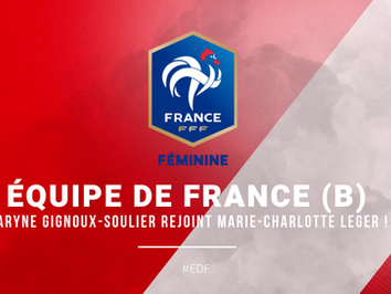 EDF B. Maryne-Gignoux Soulier appelée !