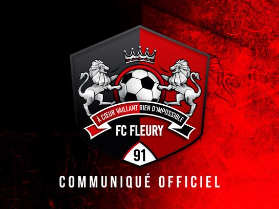 CLUB 🔴 Communiqué officiel