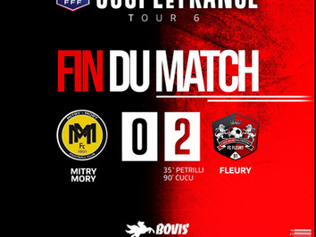 CDF 🏆 Les Lions se qualifient pour le 7e tour !