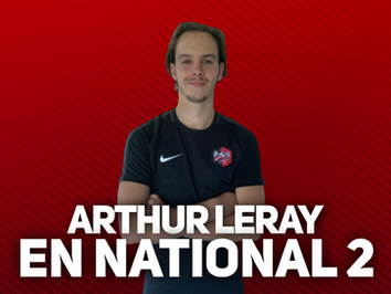 N2. Arthur Leray rejoint la N2