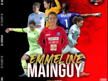 D1 Arkema : Emmeline Mainguy rejoint Fleury !