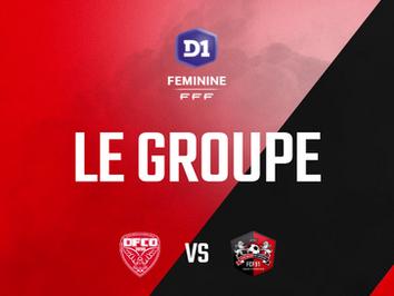 D1F. Le groupe pour Dijon (J20)