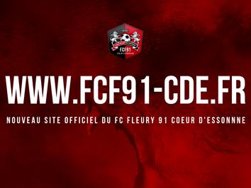 Découvrez le nouveau site officiel